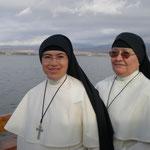 Madre María Luisa y Hna. Deifilia