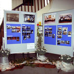 Ausstellung zum 40jährigen Orchesterjubiläum 2006