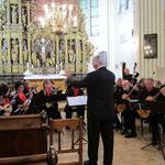 Konzertreise nach Lettland; Konzert in Libau 2011
