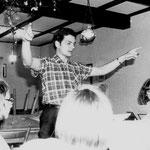 Ein jugendlicher Dirigent 1974