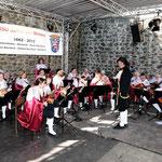 Burgfest Frankenstein am 18.8.2012