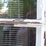 Fensterprofil von Außen