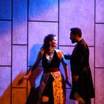 Donna Anna, Theater Aachen, Photo Wil van Iersel (mit Patricio Lesuisse Arroyo)