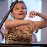 performance in Husum Castle (Piano Rarities Festival)