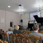 concert at the Glinka Musical School (Smolensk)