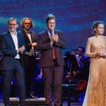 Olga Solovieva - three-times Winner of Pure Sound Award (2019) (Winning the 1st Prize in chamber music nomination)