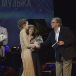 Olga Solovieva - three-times Winner of Pure Sound Award: Congratulations from Alexey Rybnikov for the 1st place in solo nomination (2019)