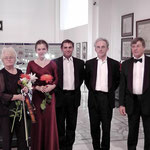With Vilnius String Quartet