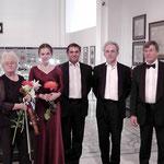 With Vilnius String Quartet
