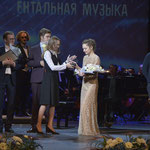 Olga Solovieva - three-times Winner of Pure Sound Award (2019)
