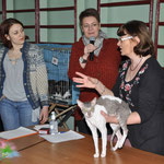 WCF-ринг взрослых, эксперт Marie-Louise Guezennec