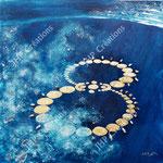 Série Crop Circle : Impression sur la planète bleue