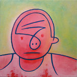 Benno (Acryl, 2012)