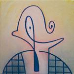 Henk (Acryl, 2012)