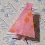 傘化けバッジ_桜ピンク