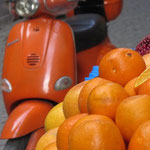 Vespa, Orange