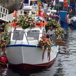 Viana do Costelo - Hafenszene