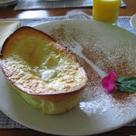 Frühstück; Tofino, Vancouver Island