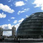 Town Hall mit Tower Bridge