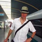 Der Transrapid: mit deutscher Technik zum Flughafen