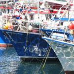 Hafen in Nordspanien