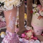 tattoos mariée mariage