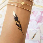 tattoo femme plume