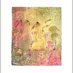 Grace, 47 x 40 - Sold