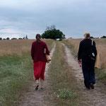 Petra Hinze Frauenwissen und Schamanismus: Wanderung