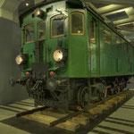 Die 1060.001 ist die älteste Elektrolok mit Wechselstromantrieb.