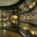 ... 200 Exponate sind im Museum zu sehen.