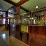 Looshaus Wien: Ehemaliger Kassenschalter im 1. Stock
