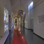 Die Dauerausstellung »Klosterleben« informiert über Leben und Arbeit der Göttweiger Mönche.