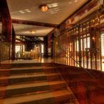 Looshaus Wien: Empfangs- und Büroräume im 1. Stock