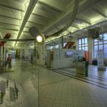 Im Bereich Energie des Technischen Museums Wien werden die verschiedenen Facetten der Energieumwandlung und -nutzung gezeigt.