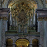 Das Augustiner-Chorherrenstift Herzogenburg besitzt mit seiner Hencke-Orgel aus dem Jahr 1752 eine der bedeutendsten Orgeln unseres Landes