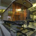 Der Stadtbahnwaggon der k.k.St.B. Cu 9424 wurde 1898 in Prag gebaut.