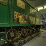 Sie wurde 1912 von der Lokomotivfabrik Floridsdorf gebaut.