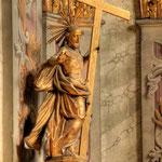 Hl. Stephanus, Pfarrpatron von Herzogenburg.