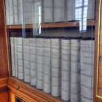 20.000 Werke davon stammen aus dem 18. Jahrhundert.