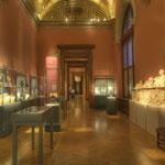 Die aus habsburgischem Besitz hervorgegangene Antikensammlung gehört zu den bedeutendsten ihrer Art und besitzt Objekte …