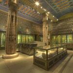 Die Ägyptisch-Orientalische Sammlung des KHM zählt zu den bedeutendsten Sammlungen ägyptischer Altertümer der Welt.