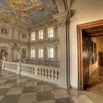 Im Museum im Kaisertrakt erlebt der Besucher barocke Pracht.