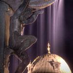 Detail vom Leopoldsbrunnen