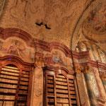 Tausende wertvollster Bücher bergen teils jahrhundertealtes Wissen.