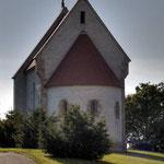 »Rest« aus dem Mittelalter: die Erentrudiskapelle aus 1072
