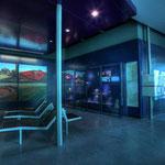 Carnuntum Petronell: Info-Raum mit Vorführung von Videofilmen