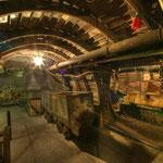 Als aktuellen Stand der Technik zeigt das Technische Museum...