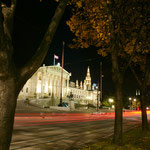 Das Parlament am Dr.-Karl-Renner-Ring