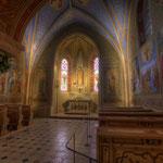 Die wechselhafte Geschichte der St. Nikolauskapelle von Schloß Ambras reicht bis ins 14. Jahrhundert zurück.